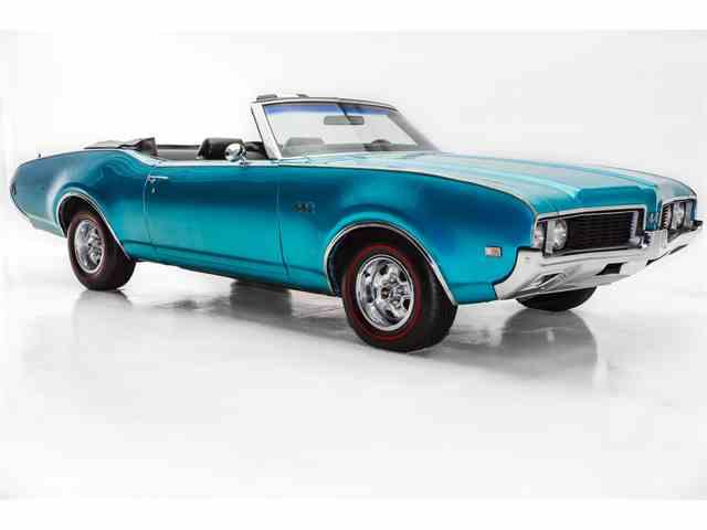 1969 Oldsmobile 442 | 1013081