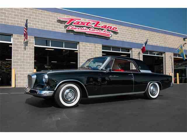 1962 Studebaker Gran Turismo | 1013085