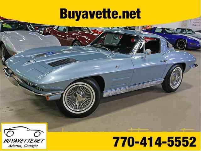 1963 Chevrolet Corvette | 1013087