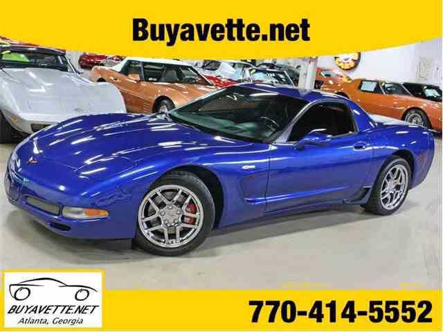 2002 Chevrolet Corvette | 1013088