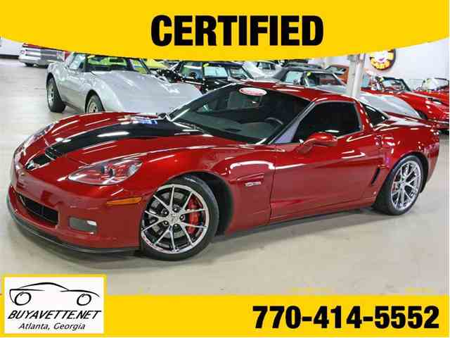 2008 Chevrolet Corvette | 1013089