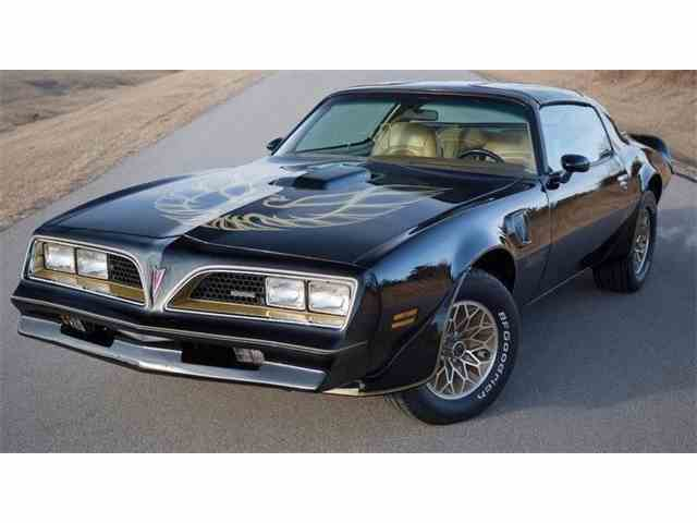 1977 Pontiac Firebird Trans Am | 1013095
