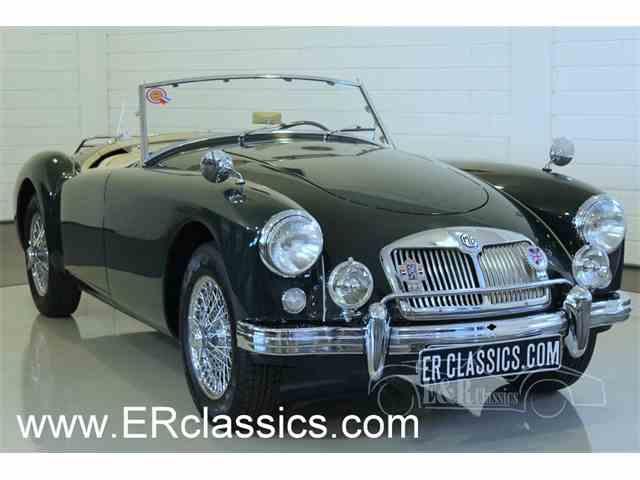 1958 MG MGA | 1010031