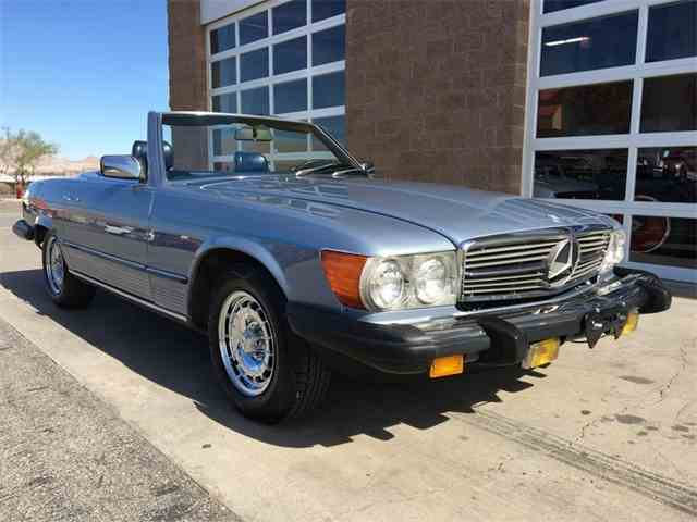 1985 Mercedes-Benz 380SL | 1013100