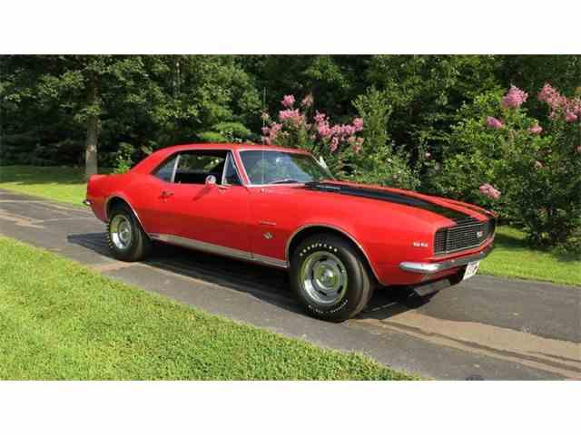 1967 Chevrolet Camaro | 1013130