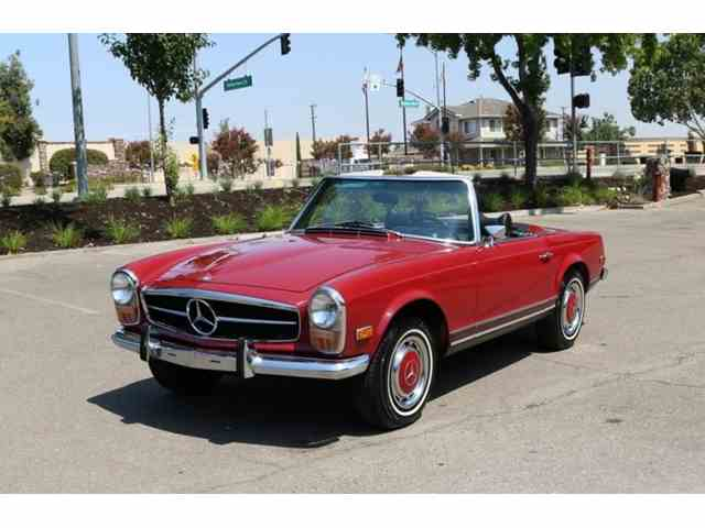 1970 Mercedes-Benz 280SL | 1013137