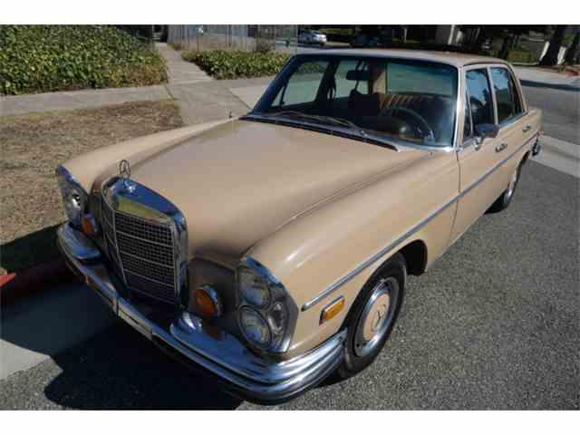 1973 Mercedes-Benz 280SE | 1013144