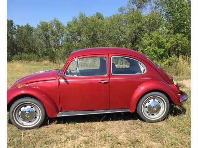 1970 Volkswagen Beetle   1013145