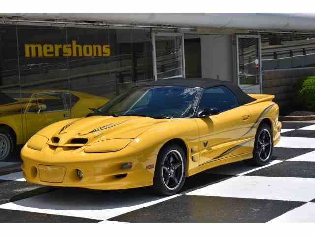 2002 Pontiac Firebird Trans Am | 1013148