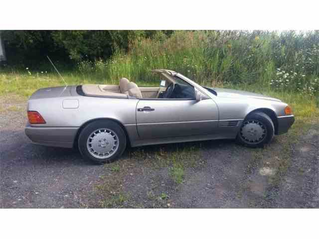 1992 Mercedes-Benz SL500 | 1010316