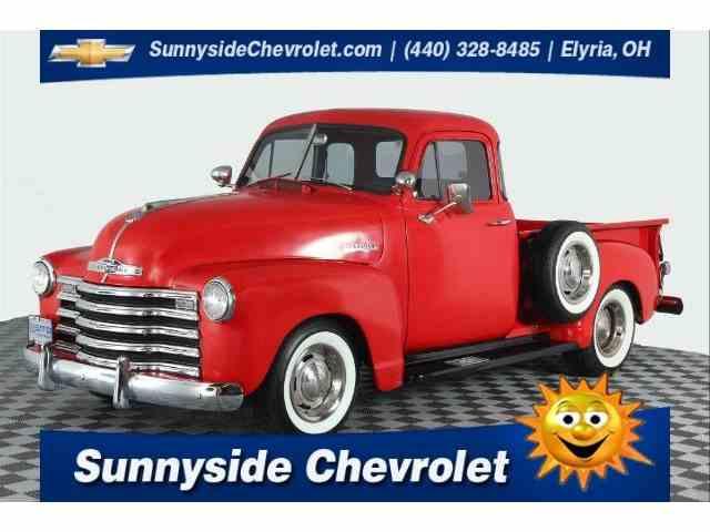 1951 Chevrolet Silverado | 1013161