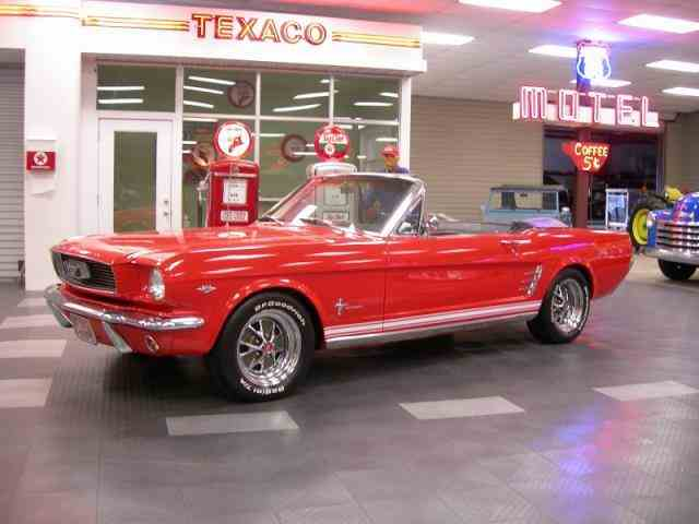 Picture of '66 Mustang - LPRG