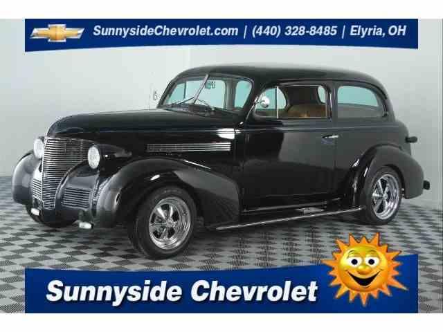 1939 Chevrolet Deluxe   1013165