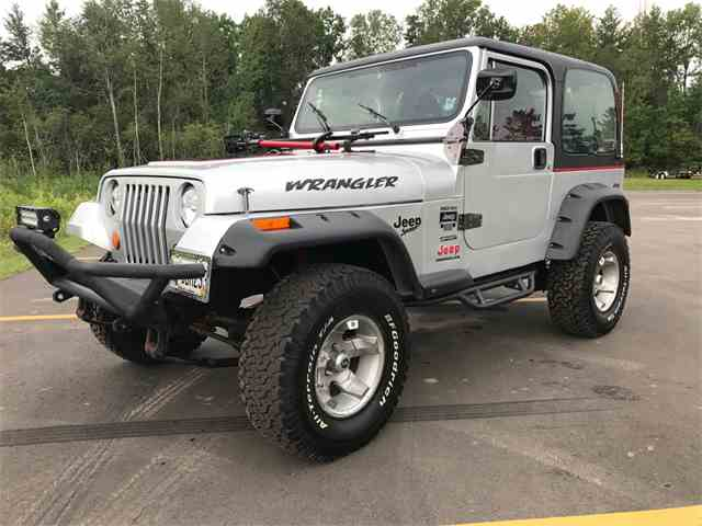 Picture of 1988 Jeep Wrangler located in Brainerd Minnesota Offered by High Rollers Hot Rods and Classics - LPRN