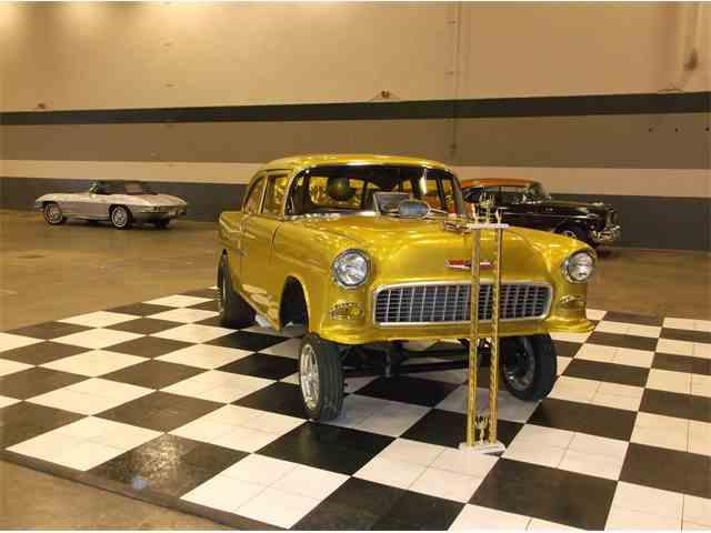 1955 CHEVROLET 210/ GASSER | 1013173