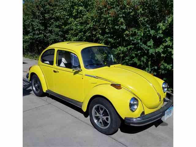 1974 Volkswagen Super Beetle   1013177