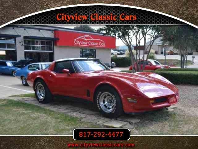 1981 Chevrolet Corvette | 1013179