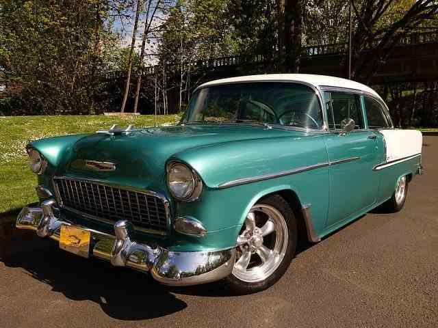 1955 Chevrolet Bel Air   1013181
