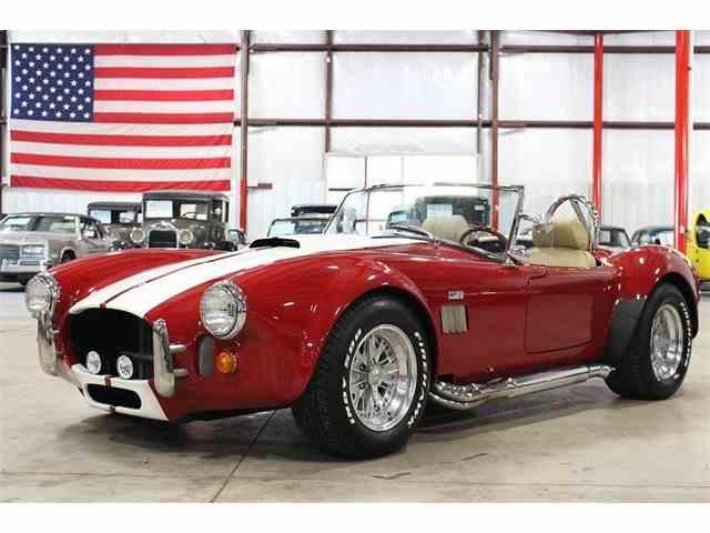 1967 Shelby Cobra   1013187