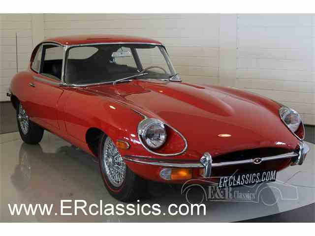 1968 Jaguar E-Type   1013195