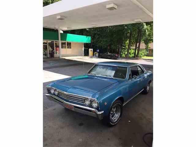1967 Chevrolet Chevelle | 1010320