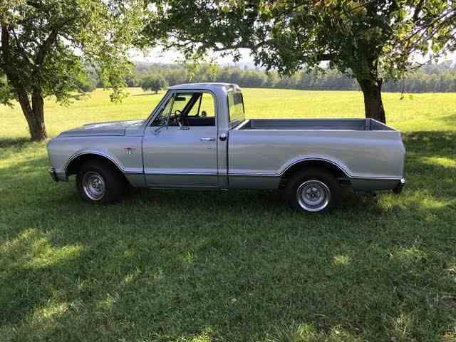 1967 Chevrolet C/K 10   1013205