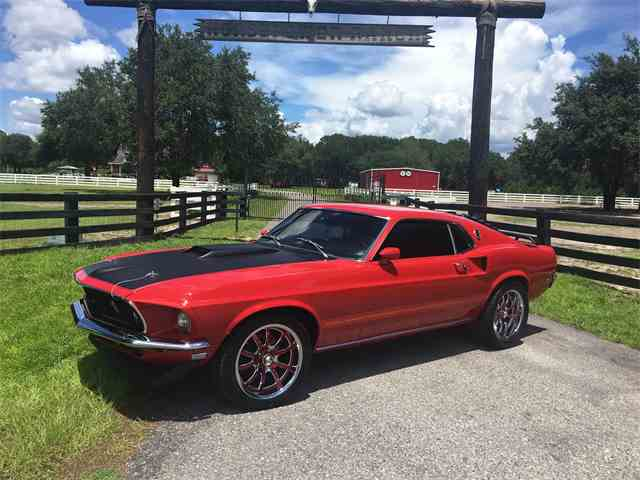 1969 Ford Mustang Mach 1 | 1013206