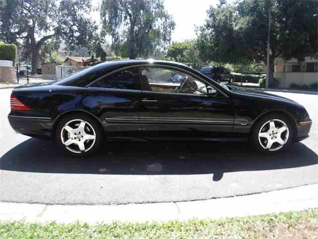 2004 Mercedes-Benz CL-Class | 1010322