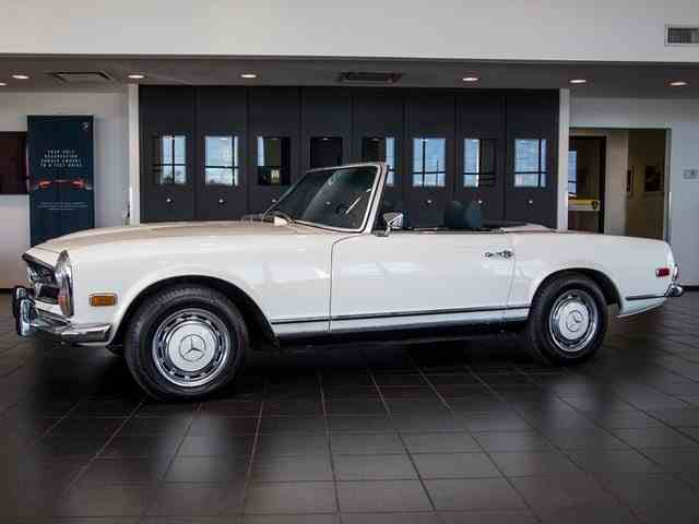 1971 Mercedes-Benz 280SL | 1013239