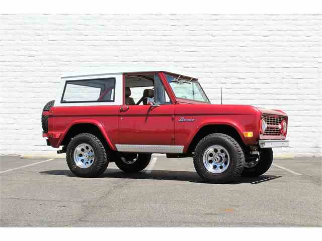1968 Ford Bronco | 1013251