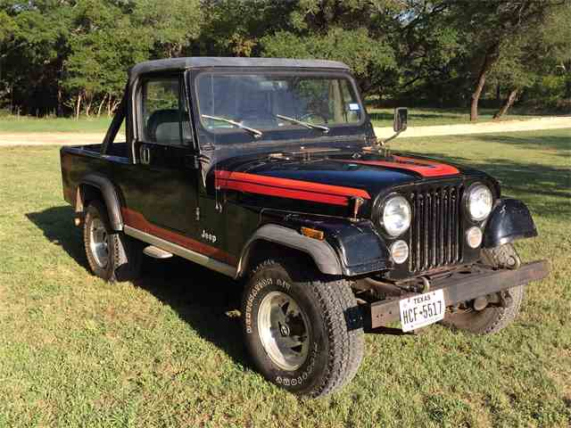 1981 Jeep CJ8 Scrambler | 1013253