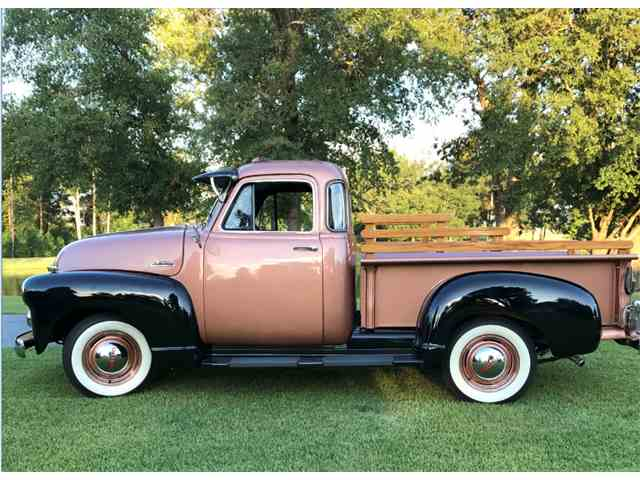 1953 Chevrolet 5-Window Pickup | 1013256