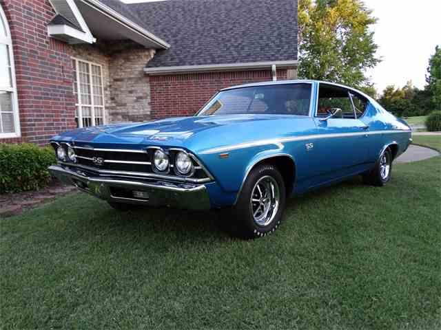 1969 Chevrolet Chevelle SS | 1013258