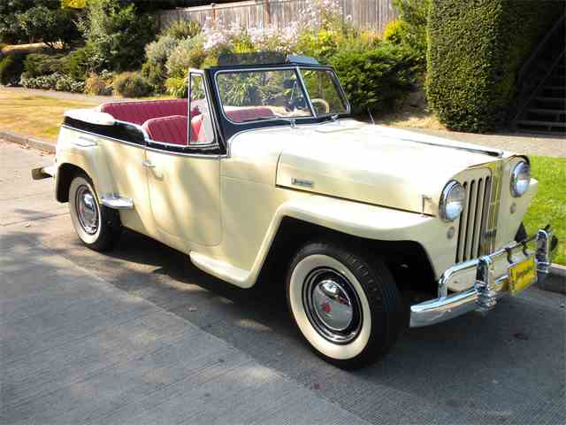 1949 Willys-Overland Jeepster | 1013265