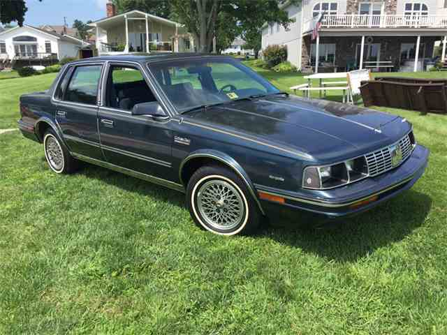 1986 Oldsmobile Cutlass | 1013266