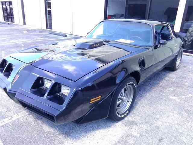 1981 Pontiac Firebird Trans Am | 1013270