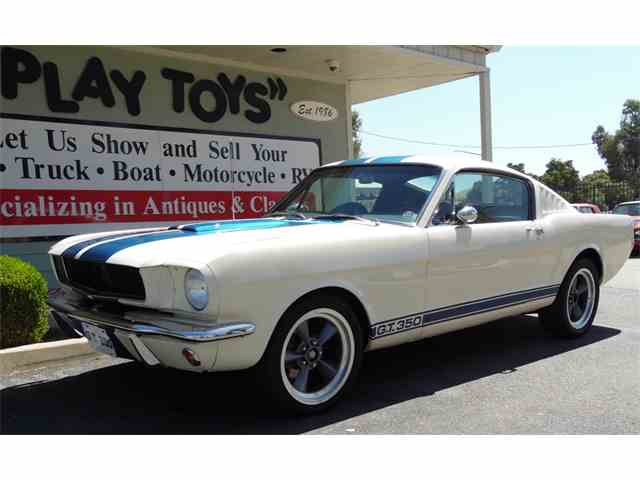 1965 Ford Mustang   1013273
