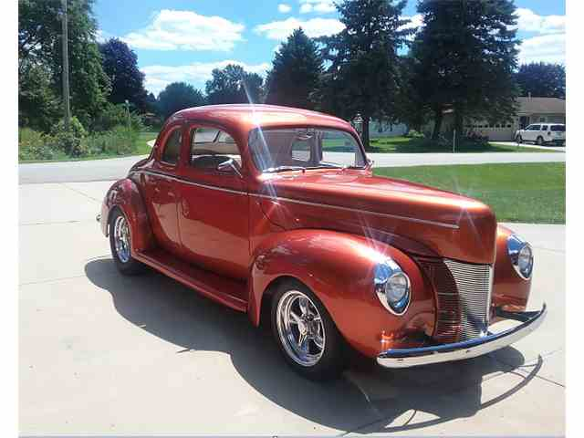 1940 Ford Deluxe Coupe | 1013288