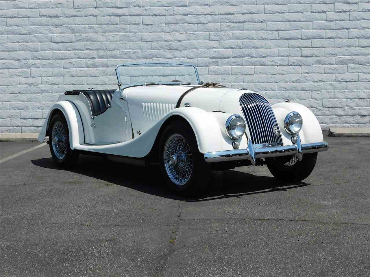 Classic Morgan For Sale On