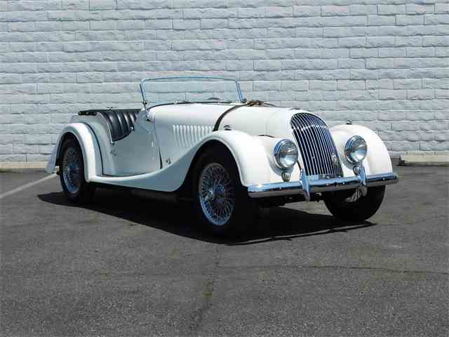 1954 Morgan Plus 4 | 1013289