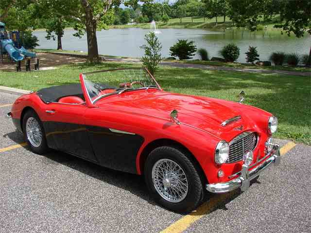 1962 Austin-Healey 3000 Mark II | 1013290