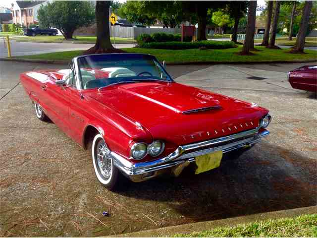 1964 Ford Thunderbird | 1013294