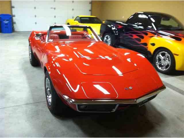 1968 Chevrolet Corvette | 1013295