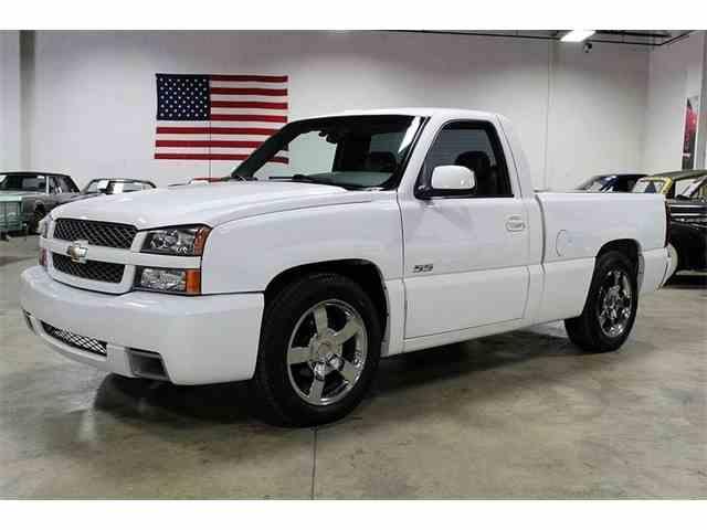2004 Chevrolet Silverado | 1013304