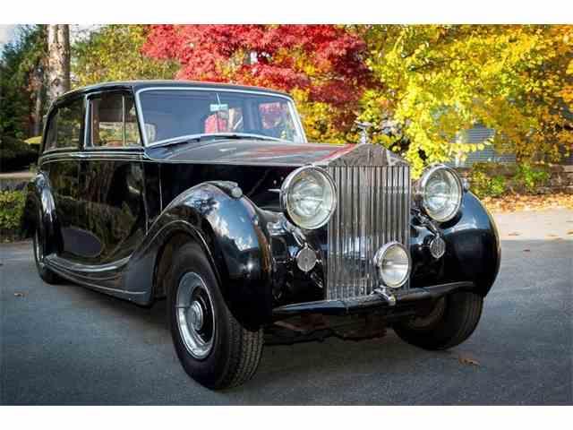 1951 Rolls-Royce Silver Wraith | 1013306