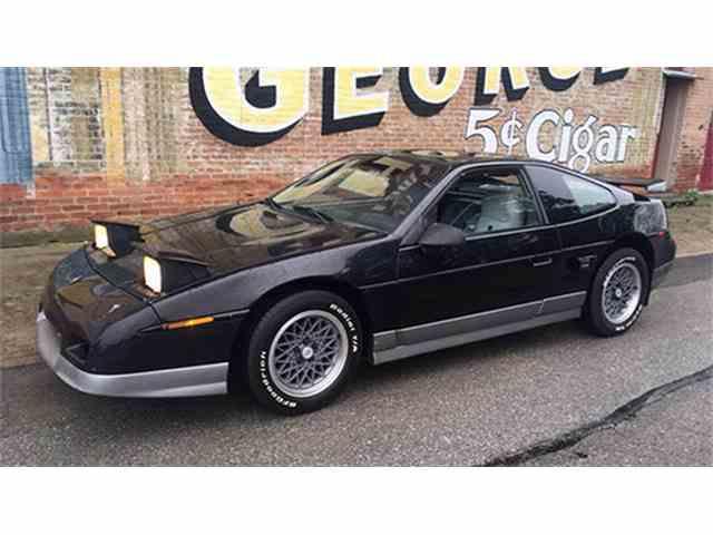 1987 Pontiac Fiero | 1013307