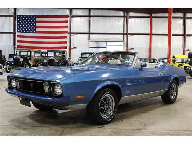 1973 Ford Mustang | 1013314