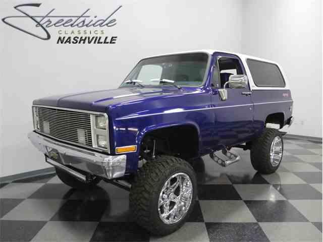 1986 Chevrolet Blazer | 1013324