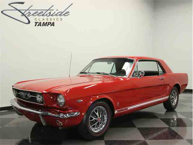 1966 Ford Mustang GT | 1013331
