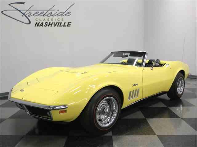 1969 Chevrolet Corvette | 1013334